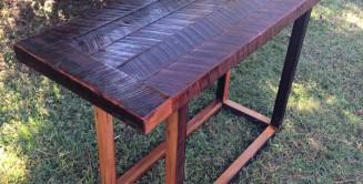 Scavenger woodworks for Reclaimed wood furniture bend oregon
