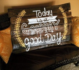 Gooddayforagoodday scavenger woodworks for Reclaimed wood furniture bend oregon