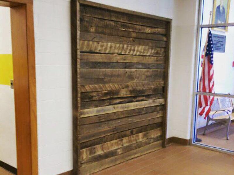 Reclaimed wood furniture scavenger woodworks for Reclaimed wood furniture bend oregon