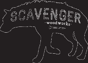 Scavenger woodworks logo bend oregon