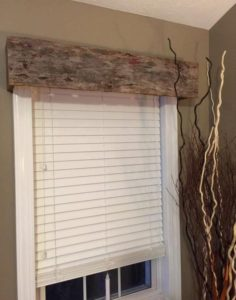 Reclaimed Barn Wood Window